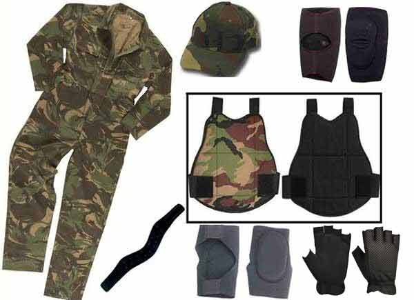 KIT CAMO  - (TRANSPORTE GRATIS*)