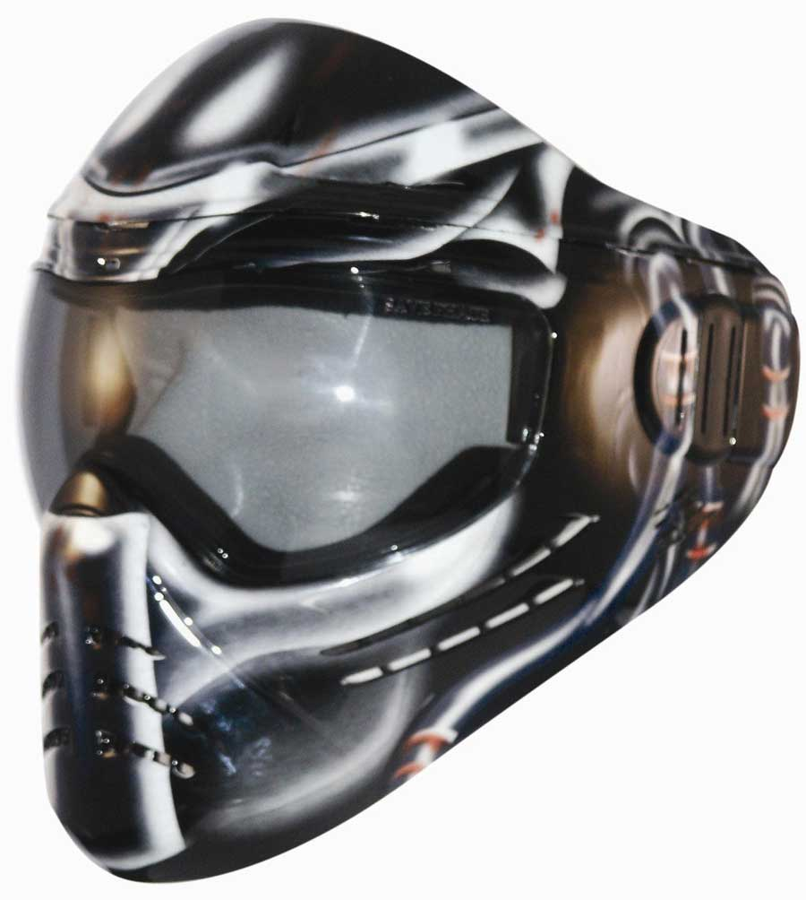 SAVEPHACE Nº16 (Paintball/Airsoft Mask)