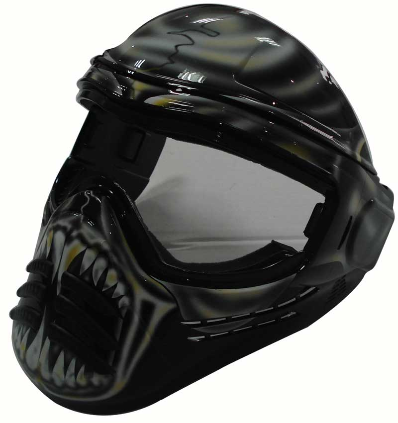 SAVEPHACE Nº19 (Paintball/Airsoft Mask)