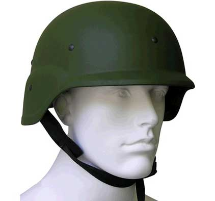GXG TACTICAL HELMET VERDE