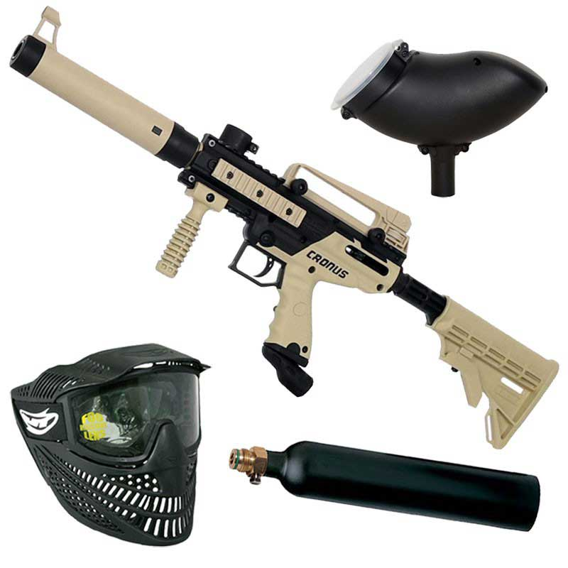 Pack Tippmann Cronus Tactical (co2)