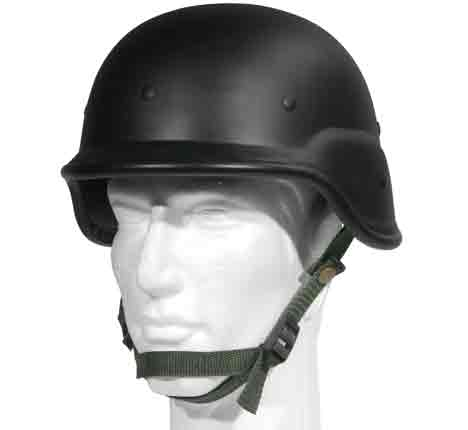 GXG TACTICAL HELMET NEGRO